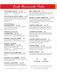 2020 Dine in Menu - FINAL page 2